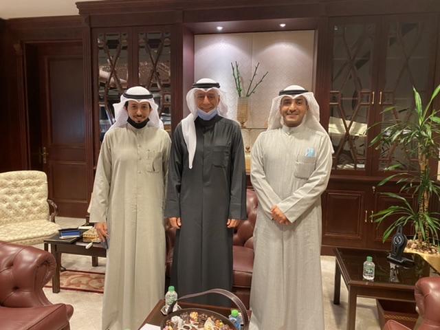 مقابلة وزير دولة لشؤون الإسكان ووزير دولة لشؤون الخدمات د. عبدالله معرفي